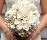 Diy Hydrangea And Mum Bouquet