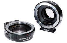 Metabones Speedbooster makes Canon EF lenses faster when mounted on NEX cameras