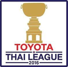 1996, Thai Premier League, Thailandia #Thailandia (L6481) Premier League, Football Tournament, National Football League, Branding Design, The Unit, Asia, Culture, Logo, Thailand
