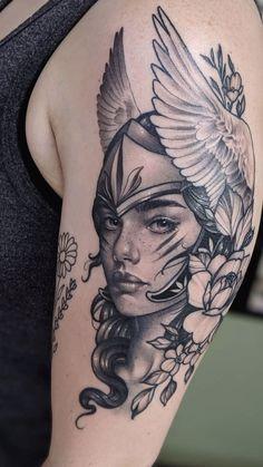 viking tattoo for men tattoo tattoos tattooideas tattoodesigns Girl Face Tattoo, Face Tattoos, Body Art Tattoos, Sleeve Tattoos, Twin Tattoos, Finger Tattoos, Tattoo Drawings, Tattoo Cover, See Tattoo