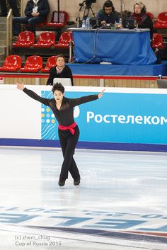 https://flic.kr/p/ES1Laf | Takahiko KOZUKA | Cup Of Russia 2015 - Men SP Moscow, Small Sports Arena Luzhniki 19.11.2015 - 22.11.2015