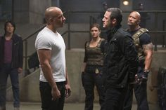 "Fast & Furious 6 (2013) Shaw kidnapped Mia so that he could use her as a bargaining chip, forcing Dominic and Hobbs to allow him and his team to leave with the billion-pound CPU. Shaw states, ""baby are you coming?"" eveyone looks at Letty. Riley answers stating ""I would not miss it for the world,""  revealing herself as a double agent working with Owen Shaw. She leaves with him, while Letty stays with Dominic and his team."