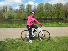 Thames river cycle 30miles