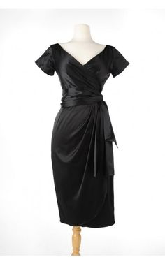 Ava Dress in Black - Clothing | Pinup Girl Clothing