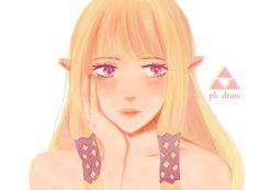 Hylia Reborn by PK-draw
