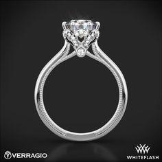 Verragio 939R7 Solitaire Engagement Ring 2