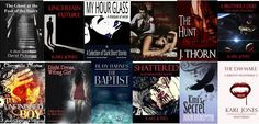 Kindle books 99c and free in the Tears of Crimson Halloween Listmania