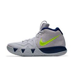 "2018 Nike Kyrie 4 ""Celtics"" PE Blanc Vert Basketball Chaussures  With Box"