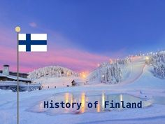 This is a chronological history of Finland from prehistoric times to the 21st century.  It shows students how Finland has been hotly contested for control throughout thousands of years, culminating with its independence in 1917.This PowerPoint is unlocked so you can add your own tidbits of information to it.