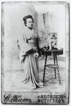 a Siberian karayuki-san