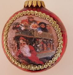 Santa on Silk - 1913