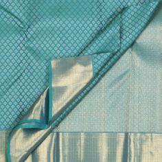 Kanakavalli Handwoven Kanjivaram Silk Sari 1002876 - Sari / All Saris - Parisera