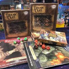 @happypiranha • Instagram photos and videos New Board, Pinball, Happy Monday, Dungeons And Dragons, Crates, Board Games, Photo And Video, Play, Store