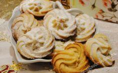 Песочное печенье без яиц «Нежность»