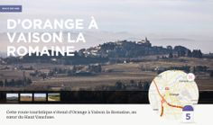 Bollène • Buisson • Cairanne • Camaret-sur-Aigues • Entrechaux • Faucon