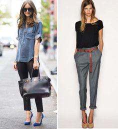 COMPARTE MI MODA: La moda femenina desde el punto de vista de las usuarias...: Looks monos y con mucho encanto...