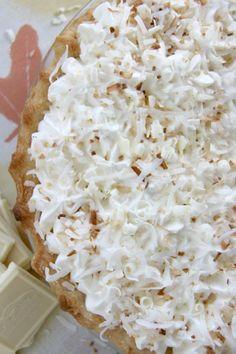 Award Winning Triple Threat Coconut Cream Pie