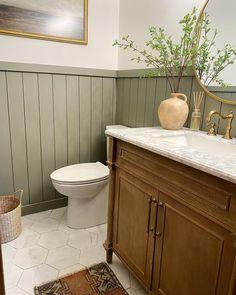 Diy Bathroom Decor, Bathroom Renos, Bathroom Interior Design, Small Bathroom, Washroom, Painted Interior Doors, Interior Paint, Bathroom Design Inspiration, Home Decor Inspiration