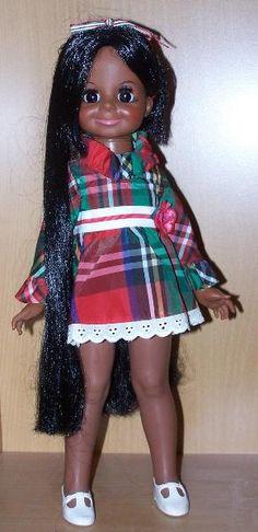 'Velvet' Doll (Chrissy's Cousin)