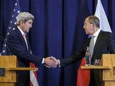Ginevra - Usa e Russia hanno raggiunto un'intesa per un cessate il fuoco in…