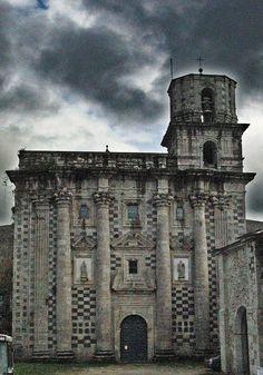 Mosteiro de Monfero, Fragas do Eume (A Coruña)