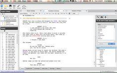 "VIDEO PRODUCTION ""Celtx"" - Script Writing_LifeChurch.TV (Kirk Suttles)"