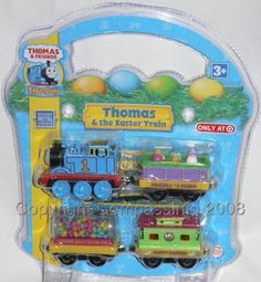 NEW Thomas and the Easter Train