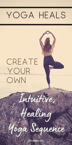 Your home yoga practice can support intuitive healing for your body, mind, heart and spirit. In this article, you'll learn how to access deep self-awareness, and how to create a healing yoga sequence that's highly individualized to meet your needs and serve your growth. Learn how to create your own yoga sequence, so you can give yourself this beautiful gift of self care any time you need it. #intuitivehealing #healingyogasequence #homeyogapractice #createyourownyogasequence #selfcare #yoga Healthy Mind And Body, How To Stay Healthy, Healthy Life, Meditation Practices, Mindfulness Meditation, Yoga Sequences, Yoga Poses, Intuitive Healing, Home Yoga Practice