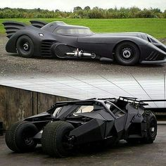 Original or Modern Bat-mobile? :: @audi_247 :: What's in your @garage? #garage by garage