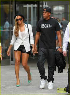 Beyonce & Jay-Z: NYC Movie Date After Chime for Change   beyonce jay z nyc movie date 05 - Photo