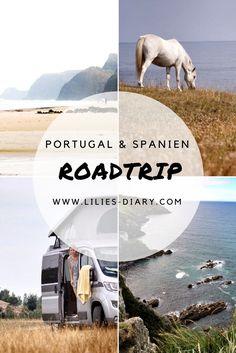 Ein Traum von einer Reise: Roadtrip durch Spanien und Portugal...