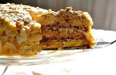Aquí os dejamos una increíble receta más. Es la receta de una tarta que puedes comer en cualquier momento y no tener miedo que vas a engordar. Porque es una receta de tarta que contiene alimentos que son buenos para nuestro cuerpo y es baja de calorías.  Es la tarta dietética, que es perfecta para