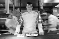 CHEF OF THE DAY – CUOCO DEL GIORNO Luca Fantin | Bulgari Restaurant - Tokyo