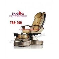 Ghe Spa Pedicure TBS200 Ghế Spa Pedicure là sản phẩm ghế chuyên nghiệp đang được rất ưa chuộng bởi các Nail Salon trên toàn thế giới. Ghế là sự kết hợp hoàn hảo giữa ghế nail thông thường cùng với ghế massage.