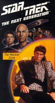 """Star Trek: The Next Generation"" The Neutral Zone (TV episode 1988) - IMDb s1e25"