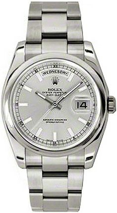 Rolex Oyster Perpetual Day-Date 118209