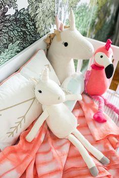 Style By Emily Henderson Baby Decor, Kids Decor, Girl Nursery, Nursery Decor, Little Girl Rooms, Nursery Inspiration, Kid Spaces, New Kids, Baby Love