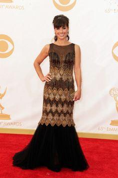 Constance Zimmer - 2013 Emmys Red Carpet