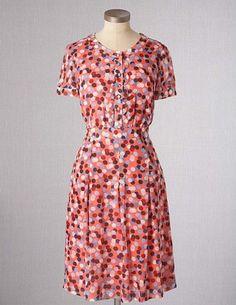 Aspiring Liz Claiborne Misses 12 Pink Orange White Cotton Floral Straight Short Skirt Women's Clothing Skirts