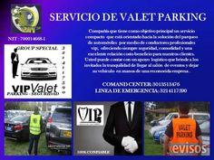 SERVICIOS EMPRESARIALES VIP ( VALET PARKING - OTROS ) ORGANIZACION EMPRESARIAL GROUP SPECIAL VIP OFRECE LOS SERV .. http://bogota-city.evisos.com.co/servicios-empresariales-vip-valet-parking-otros-id-207915