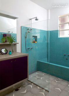 7 banheiros que são verdadeiras salas de banho - Casa