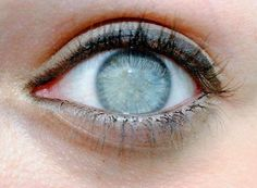 The human eye is amazing, and without pupils we couldn't see at all. But these eyes without pupils look gorgeous, and just a little inter-stellar. Aesthetic Eyes, Blue Aesthetic, Realistic Eye Drawing, Blind Eyes, Wild Girl, Human Eye, White Eyes, Drawing Skills, Drawing Ideas