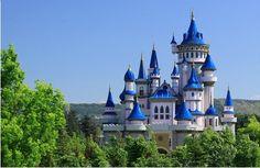 Fairy Tale Castle, Sazova, Turkey