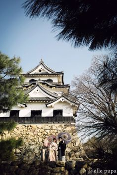 Hikone castle, which retains original construction. National treasure of Japan located in Shiga. All About Japan, Osaka Castle, Japanese Castle, Japanese Photography, Shiga, National Treasure, Kimono Style, Japanese Culture, Places To Go