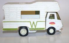 Winnabago Truck Camper Toy