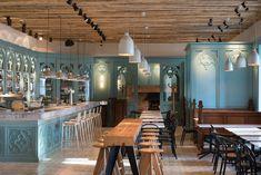 Casa Boema Cluj Designist 1 Casa Boema. Un nou restaurant semnat arh. Corvin Cristian, în Cluj