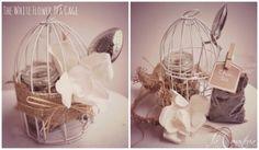 The White Flower Tea Cage es un detalle inolvidable con lindos toques cálidos en una canasta de pájaro decorativa con tisanas gourmet.   $380 PESOS  PARA COMPRAR EN LÍNEA HAZ CLICK AQUÍ:  https://www.kichink.com/buy/209223/la-canasteria-gift-baskets/the-white-flower-tea-cage#.U6nz8_l5O_k  Incluye:  - Frasco Hermético con ojos azules - Bolsa hermética con té chai - Bolsa hermética con Pink Lemoade Tea - Infusor Metálico - Jaula Metálica Decorativa