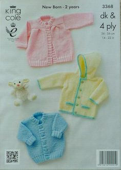 Hey, I found this really awesome Etsy listing at https://www.etsy.com/listing/159536887/k3368-babies-jacket-hoodie-and-coat