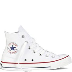 2c3243306db Converse Chuck Taylor All Star High Top Optical White M7650 Mens 7 High Top Basketball  Shoes