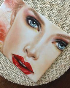 Edna Kannan #porcelainportrait #painting #paint #art #latinartist #artist #portraits